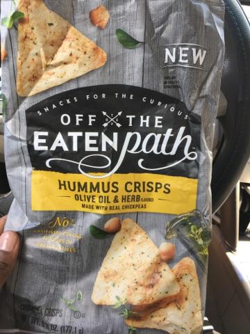hummus chips